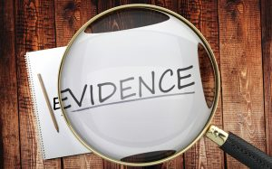 Call for evidence - magnifying glass