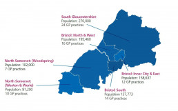 Integrated Care Partnerships by area
